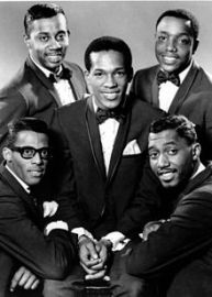 The Temptations.  Photo courtesy of wikipedia.com.