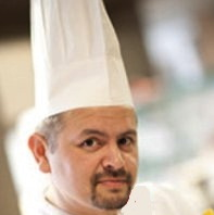 Executive Chef Rudy Martinez of the Sheraton Gunter Hotel.